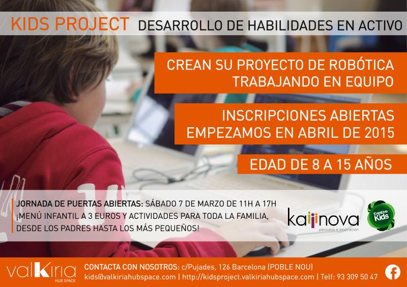 Valkiria Kids Project