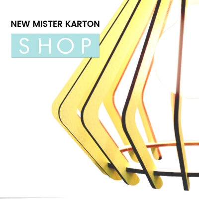 New Mister Karton Shop!